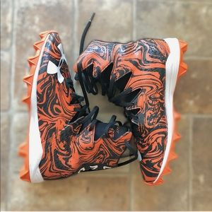 🎉HP🎉 Under Armour Football Cleats